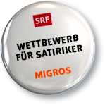 Satiriker Button